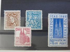 BIZONE Yvert 37-40 16€ - (dd8/056)