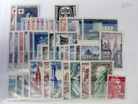FRANCE 1954 Complet Neuf**/MNH** (ce2/100)