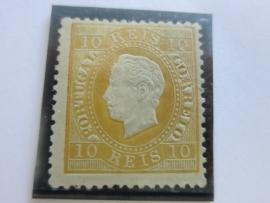 PORTUGAL - Louis 1er 1870-1880 (g4/030)