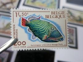BELGIQUE / BELGIUM 1965+1968  (cv9/133)