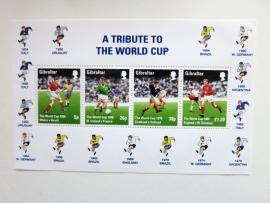 GIBRALTAR - Football: World Cup - Championat du Monde  (ch1/123)