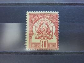 TUNISIE N° 17 Yvert 25€ (dd24/012)