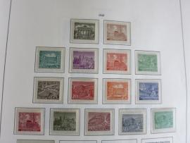 BERLIN Monuments (1949) -  1 > 90 pfennig (dd9/019)