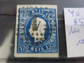 PORTUGAL - Louis 1er 1866-1867 (g4/029)