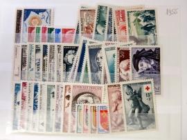 FRANCE 1955 Complet Neuf**/MNH** (ce2/100)