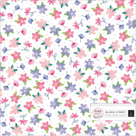 "Bloom Street Specialty Paper 12""X12"""