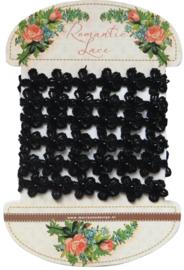 JU0947 Romantic lace black