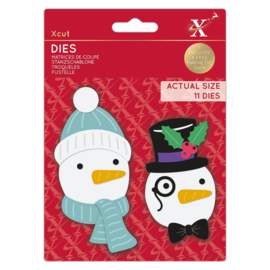 Dies Build A Snowman