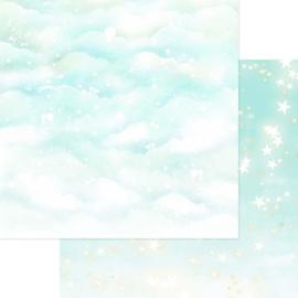 Sparkly Sky Mint