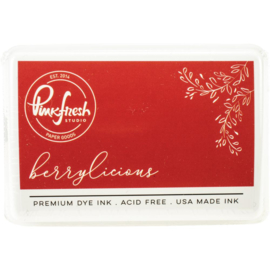 Premium Dye Ink Pad Berrylicous