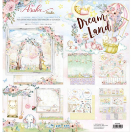 "Dreamland Collection Pack 12""X12"""