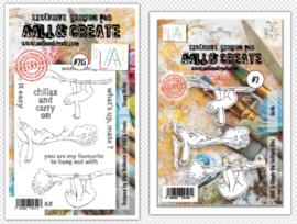Die #002 And Stamp #215