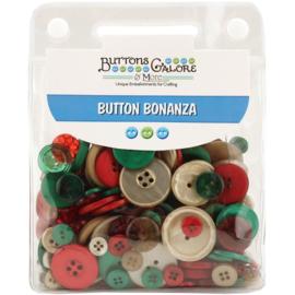 Button Bonanza Vintage Christmas