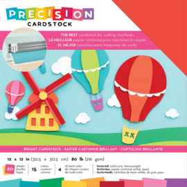 Precision Cardstock Pack Bright
