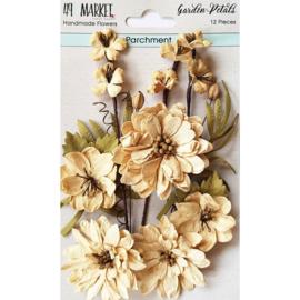Garden Petals Parchment