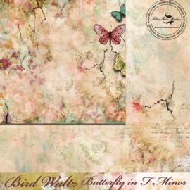 Bird Waltz Butterfly in f Minor