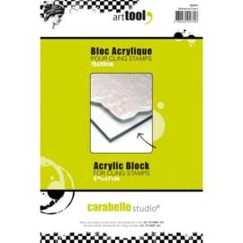 Acrylique bloc A5