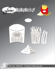 Cutting & Embossing Dies French Fries