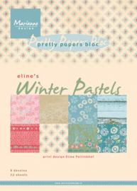 PB7046 Eline's winter pastels