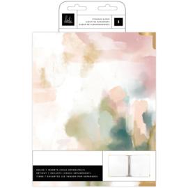 "Storyline Chapters Album 8""X10"" Desert"