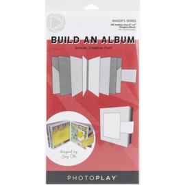 "Build An Album 6""X6"" By Joey Otlo"
