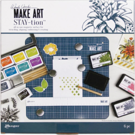 Make Art Stay-tion All-In-One Magnetic Surface