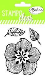 Clear Stamps Flowers