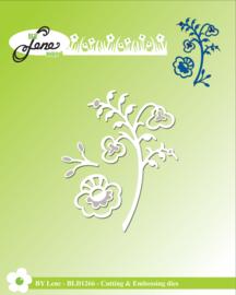Cutting & Embossing Dies Flower