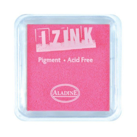 Inkpad Izink Pigment Fluo Pink Small