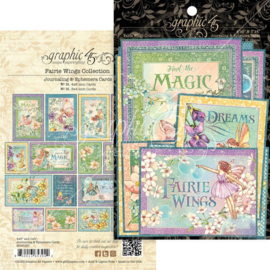 Fairie Wings Ephemera & Journaling Cards