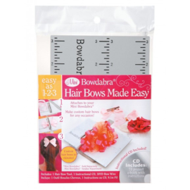 Hairbow tool for mini Bowdabra