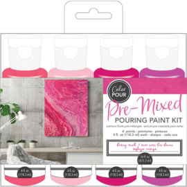 Pre-Mixed Paint Kit Berry Rush