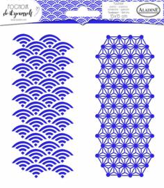 Stencil Duo Geometry