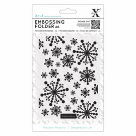 Beautiful Snowflakes A6