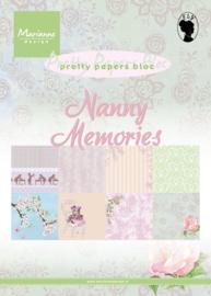 PK9122 Nanny memories