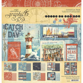 """Catch Of The Day Collection Pack 12""""X12"""""""