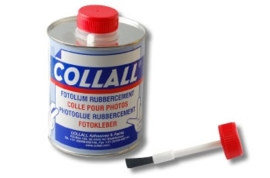 Collall fotolijm blik+kwast  250ml