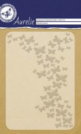 Butterfly Dreams Background Embossing Folder