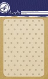 Grunge Dots Background Embossing Folder