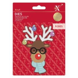 Dies Build A Reindeer