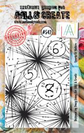 #542 - A7 Stamp Set