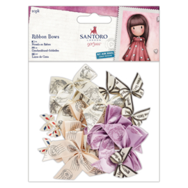 Gorjuss Small Ribbon Bows