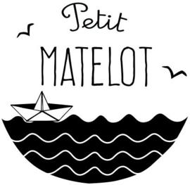 Wooden Stamp Petit Matelot
