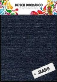 Jeans A5 Dark (2 sheets)