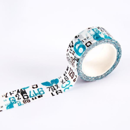 #003 - Washi Tape