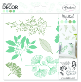 Decor Foam Stamps Fauna