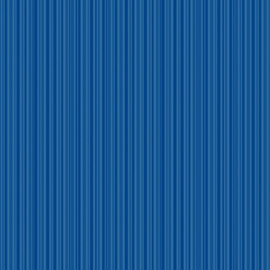 Patterned single-sided d.blue stripe