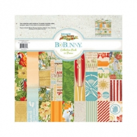 Beach therapy Collection Pack 12x12 Inch