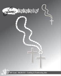 Cutting & Embossing Dies Cross