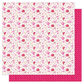Sparkle City Polka Dot Pansy